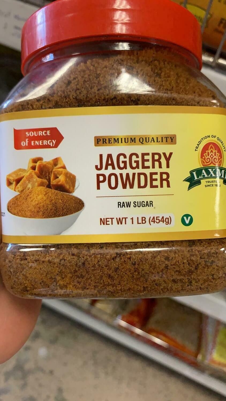 LAXMI JAGGERY POWDER 1lb