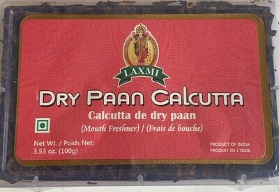 LAXMI DRY PAN CALCUTTA 100
