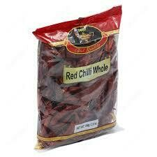 DEEP RED WHOLE CHILLI 100gm