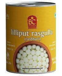 BC LILLIPUT RASGULLA CAN 1 KG