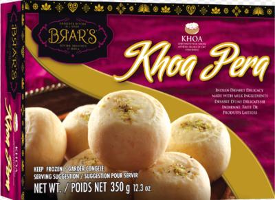 BRAR'S KHOA PERA 350GM