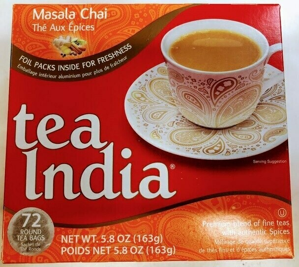Tea India Masala Chai  163 g