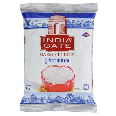 INDIA GATE PREMIUM BASMATI 10LB
