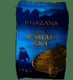 KHAZANA PREMIUM BASMATI RICE (BLUE) 10LB