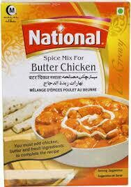 NATIONAL RECIPE (BUTTER CHICKEN MASALA) 50G