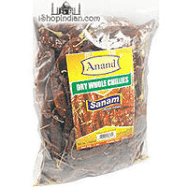 ANAND SANAMDAM DRY WHOLE CHILLIES 400G s3