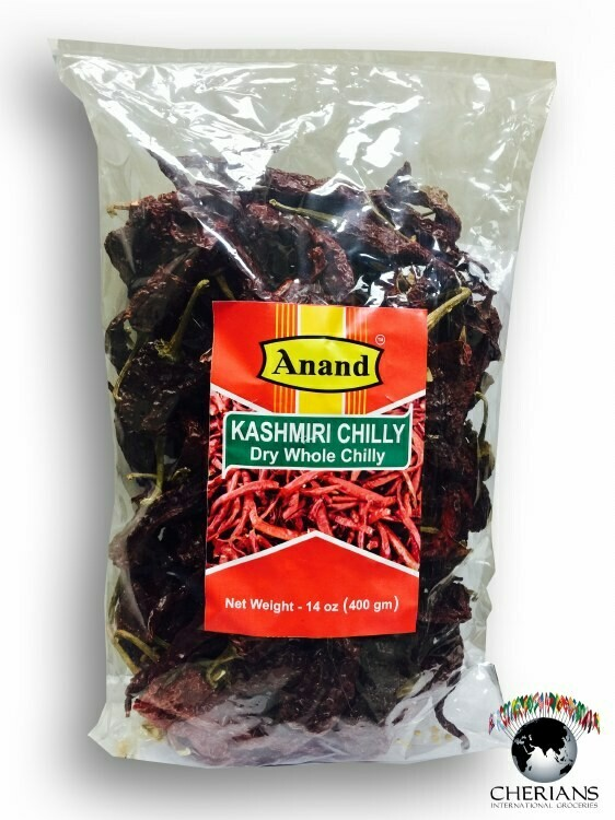 ANAND KASHMIRI CHILL - 400 g