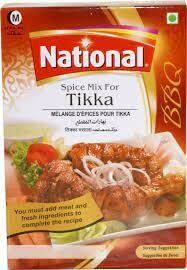 NATIONAL RECIPE (TIKKA MASALA) 50G