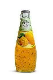 GAZAB BASIL DRINK (MANGO ) 290ML