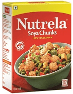 NUTRELLA SOYA CHUNKS 7OZ