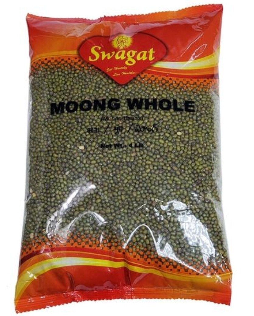 SWAGAT MOONG WHOLE 4 LB