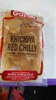 GAZAB KHICHIYA RED CHILLI 400G