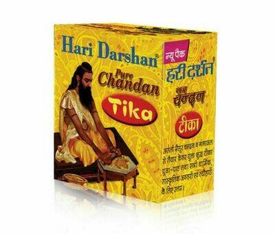 HARI DARSHAN TIKA CHANDAN 40GM