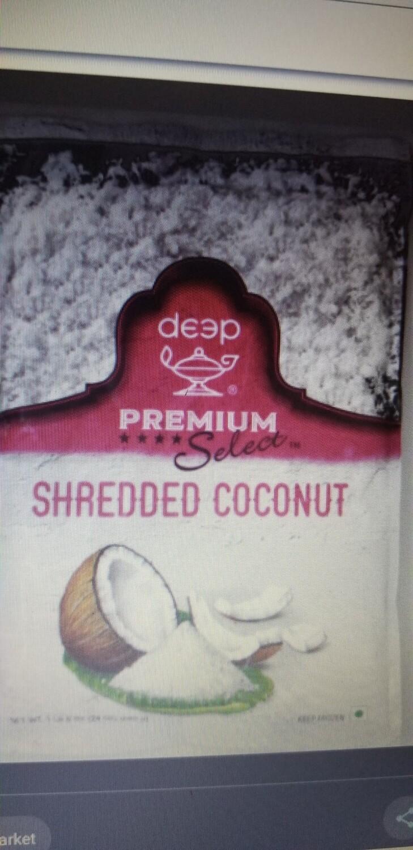 Deep SHREDDED COCONUT BIG PACK 24OZ