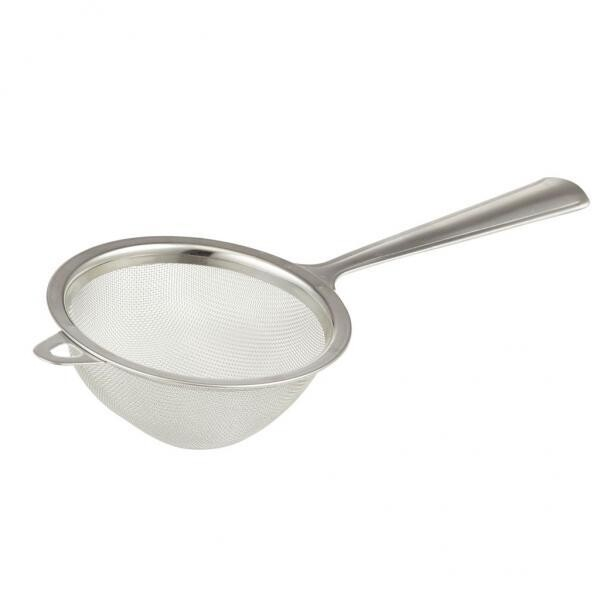 GM S.S TEA STRAINER small  1pc