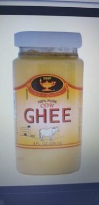 DEEP COW GHEE 8oz