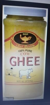 DEEP COW GHEE 16OZ