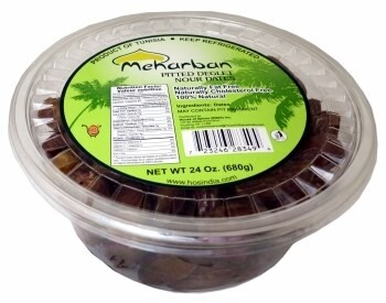 MEHARBAN PITTED DATES 10OZ
