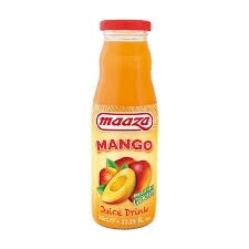 MAAZA MANGO GLASS 330ML