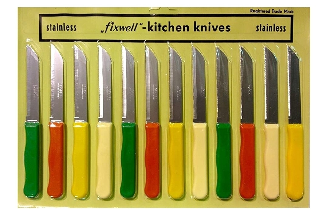 FUXWELL KNIFE  3 Pc