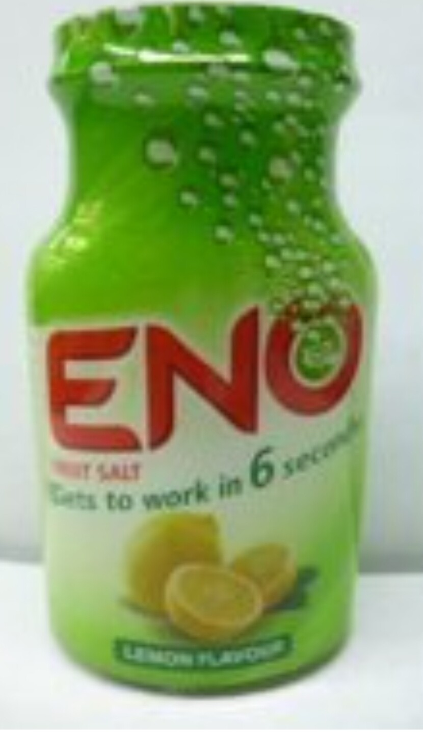 ENO FRUIT SALT LEMON 100 GM