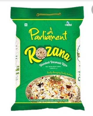 PARLIAMENT ROZANA BASMATI RICE  8lb
