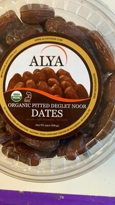 ALYA ORGANIC PITTED NOOR DATES
