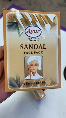 Ayur Sandal Face Pack 100 gm