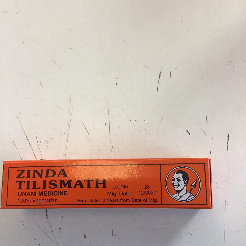 ZINDA TILISMATH OIL