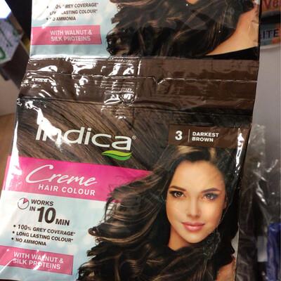 Godrej Expert Rich Crème Hair Color Natural Brown 20 GM