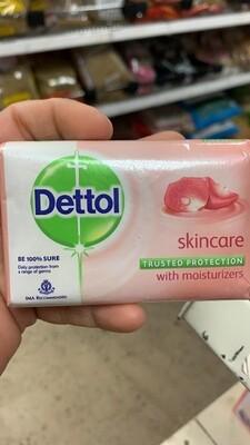 DETTOL SOAP PINK 125GM