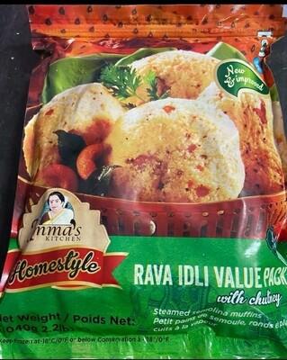 AMMA'S  RAVA IDLI VALUE PACK 24PCS