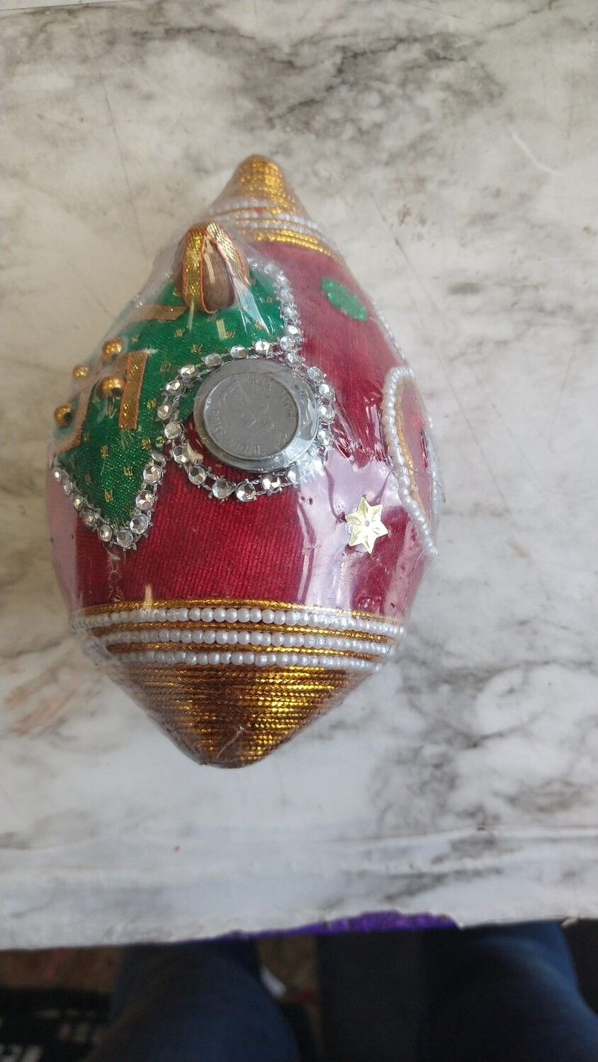 DECORATED COCONUT (FANCY)