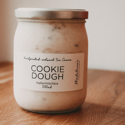 COOKIE DOUGH Hafermilcheis