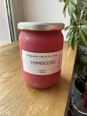 HIMBEER Fruchtsorbet