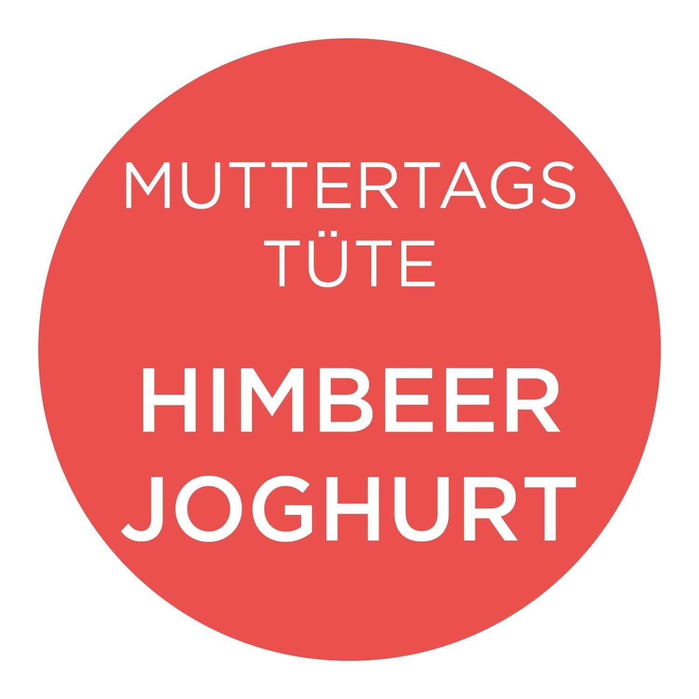 HIMBEER-JOGHURT | Muttertags Tüte
