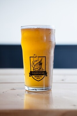 Logo Glass (Beer Not Included)