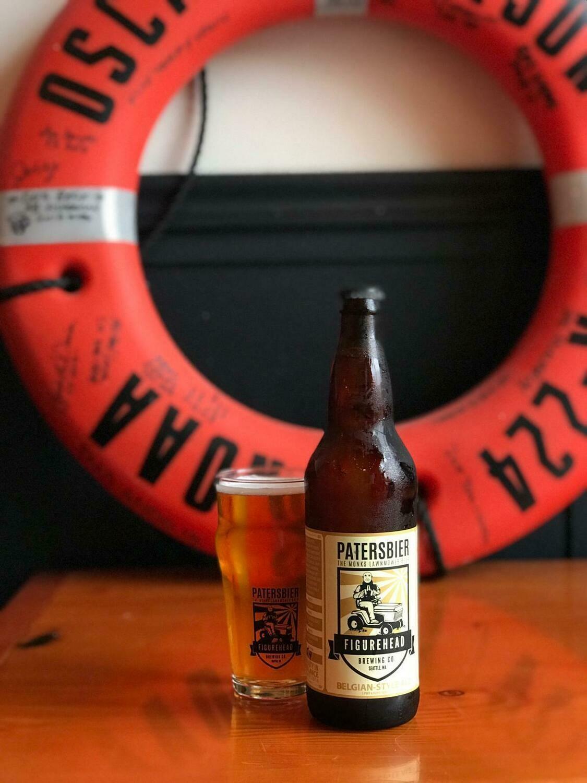 Patersbier (Belgian Ale) 22oz