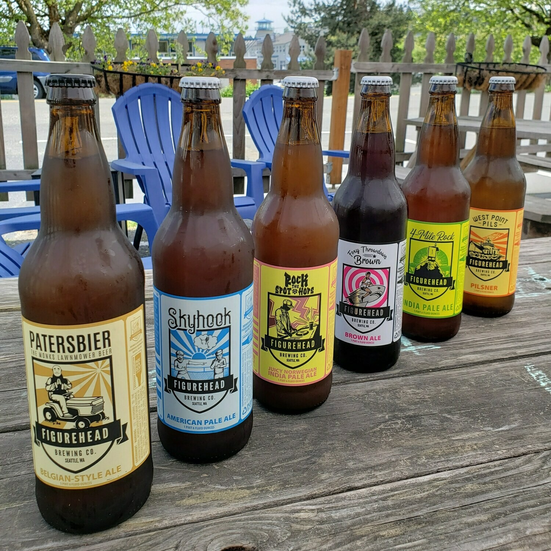 Sampler Case (12 22oz bottles)