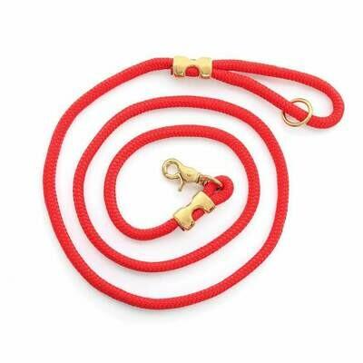 Ruby Marine Rope Dog Leash