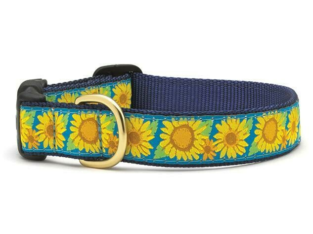 Up Country Inc Bright Sunflower Collar