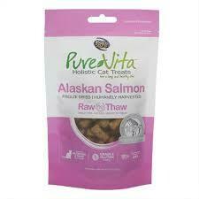 PureVita Freeze Dried Salmon for Cats 1.1 oz.