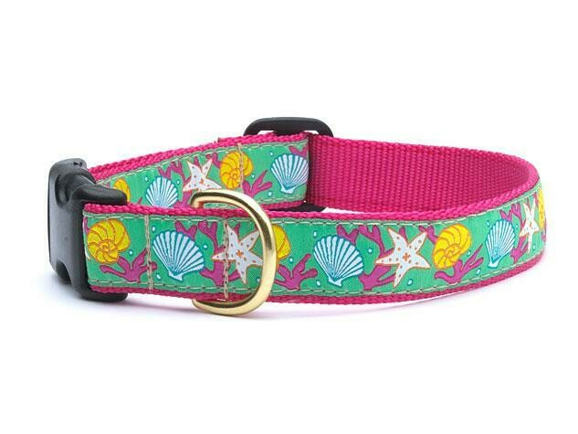 Up Country Reef Dog Collar