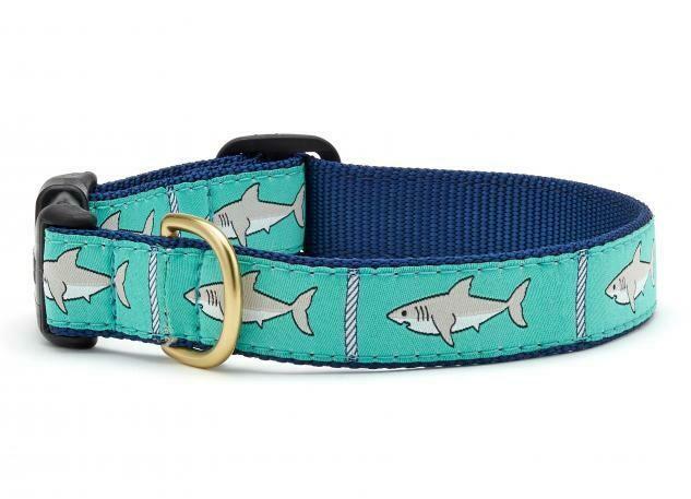 Up Country Shark Dog Collar