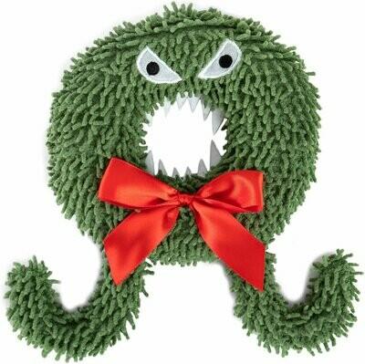 NBC Scary Wreath Chew Toy