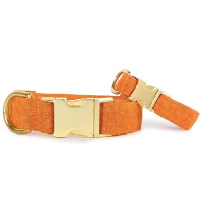 Foggy Dog Satsuma Dog Collar