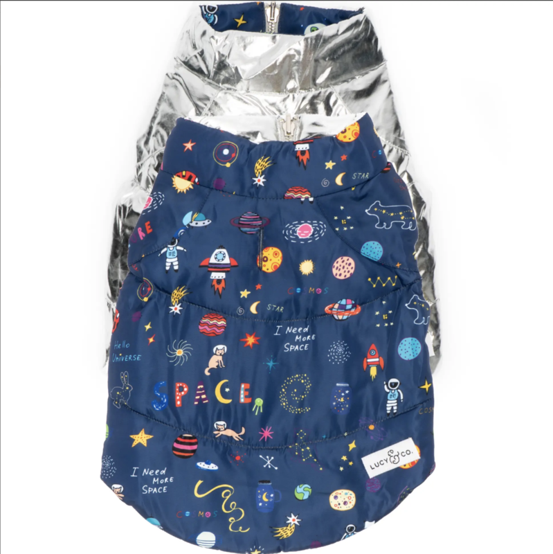 Lucy & Co. Space Doodle Reversible