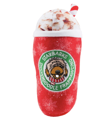 Starbarks Snickerdoodle Frappawcino Large