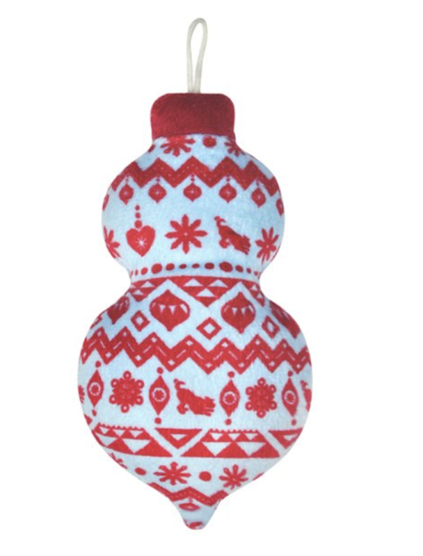 Santa's Little Squeakers Candy Wrap