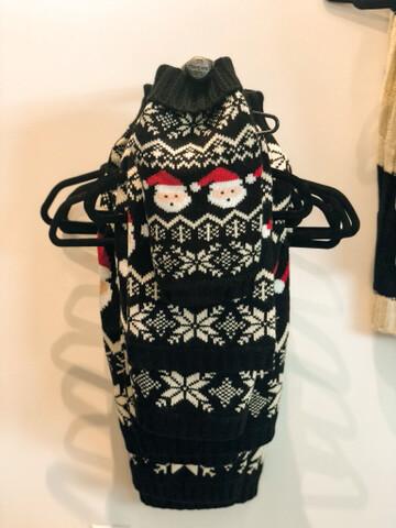 Santa Fairisle Sweater
